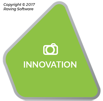 Innovation is one of the 8 components of Raving Software's philosophy