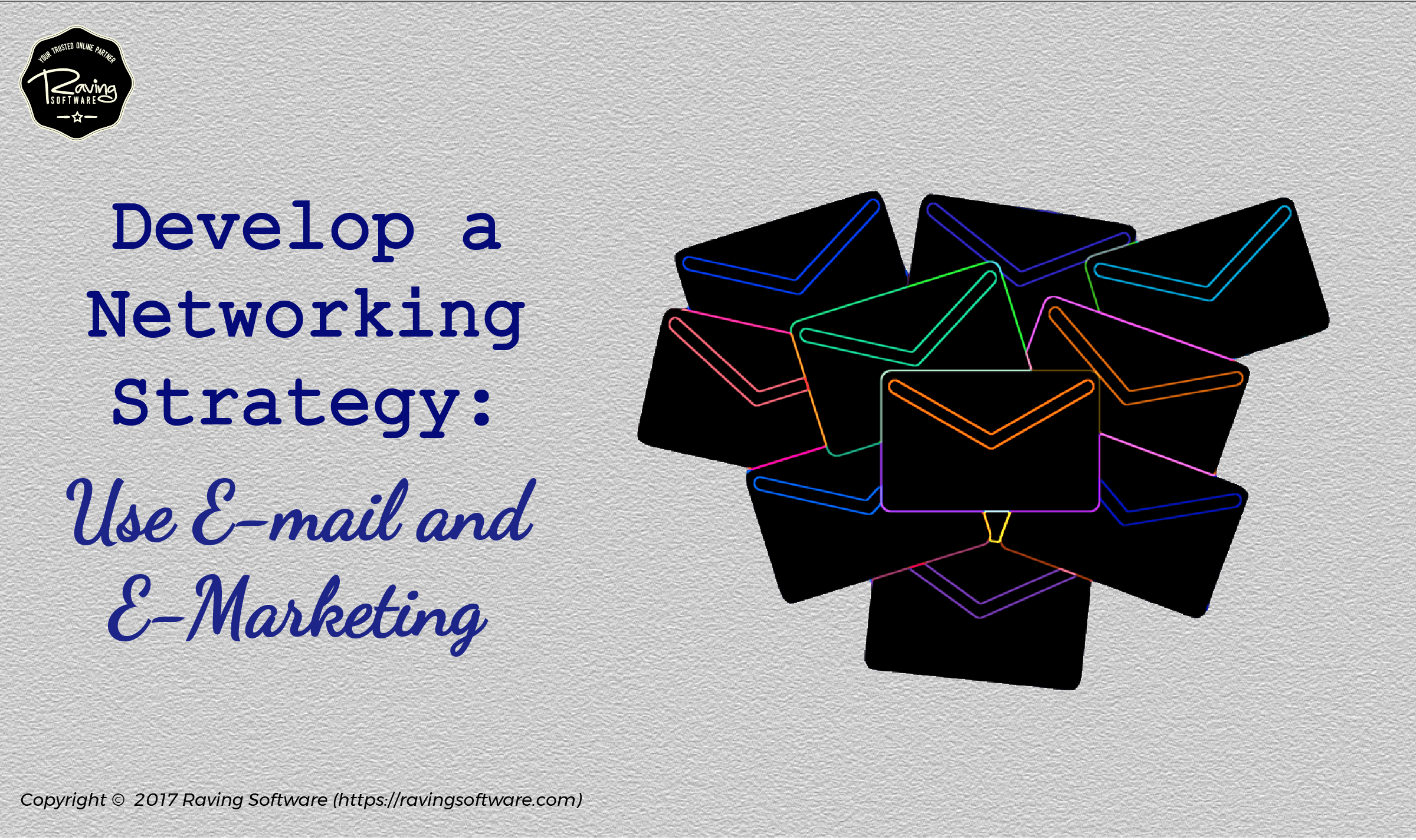 Ways to improve your online networking strategy.