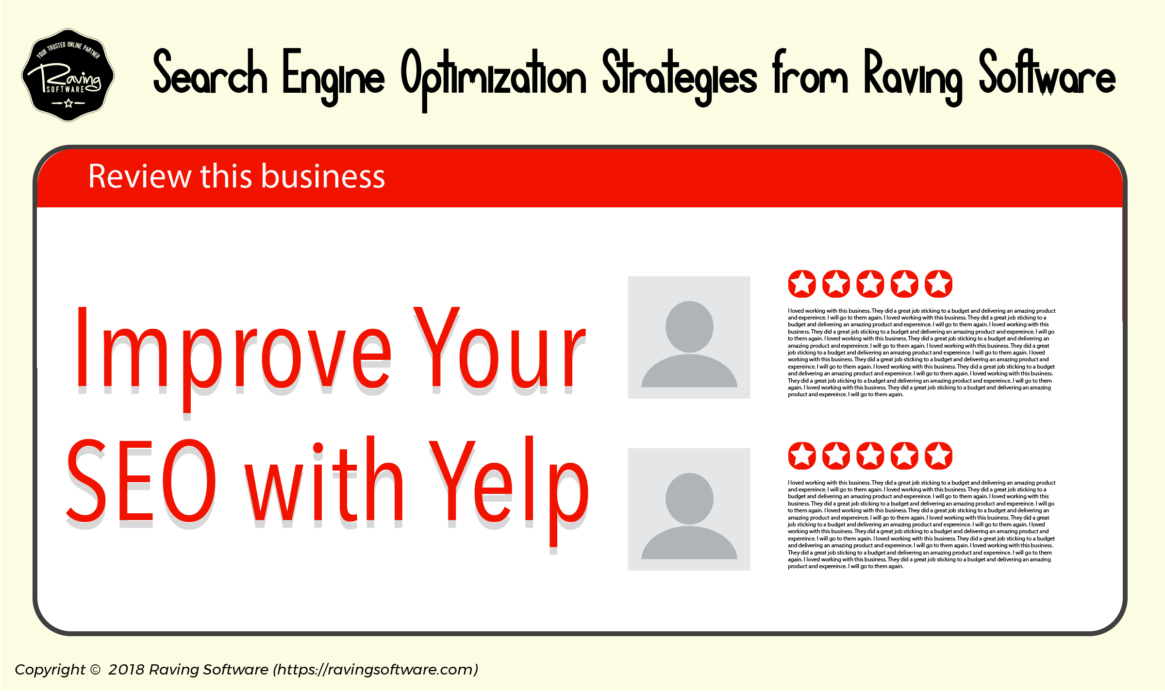 Improve Your SEO with Yelp