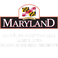 Raving Software is a State of-Maryland SBR business