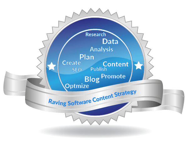 raving software content marketing